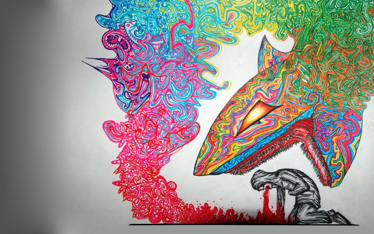 Psychedelic PTSD treatment